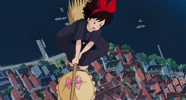 鈴木敏夫さんがプロディースした魔女の宅急便