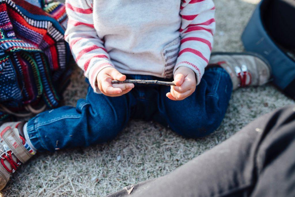 1歳9ヶ月の娘