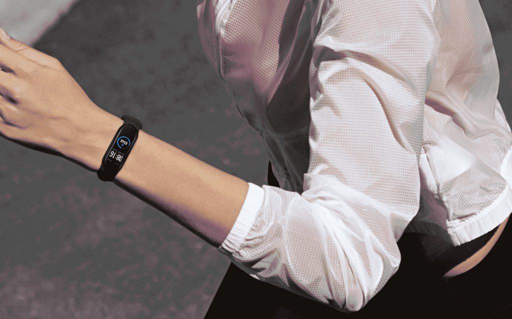 Xiaomi Mi Band 5 つけ心地