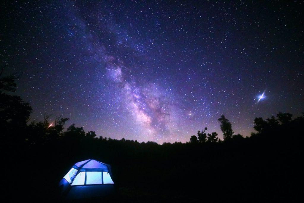 旅のスキル・キャンプ