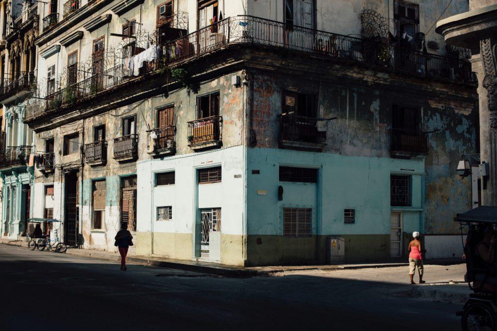 キューバの静寂