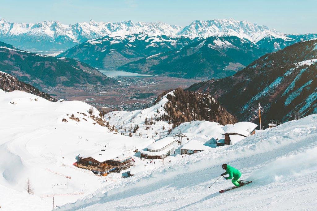 旅のスキル・スキー