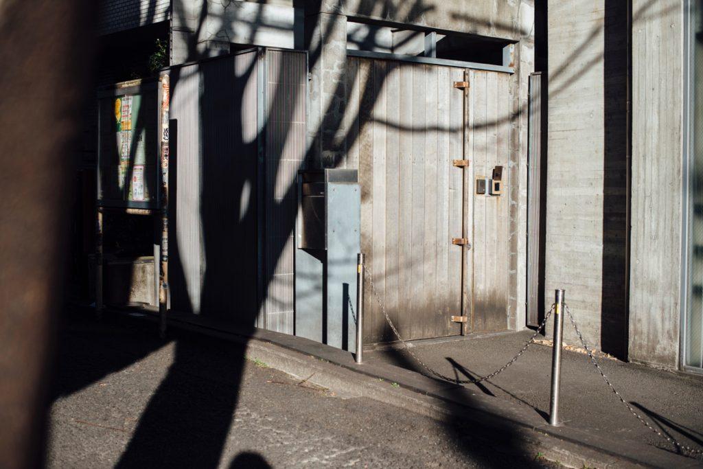 東京の静寂